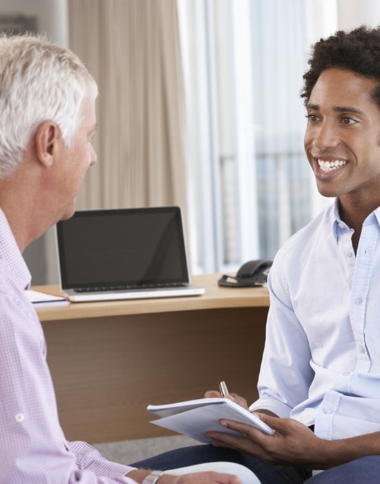 When to seek one-on-one counseling